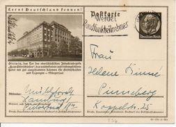 Bk3/ Deutsches Reich Ganzsache Bildpostkarte P 236/ 41-174-1-B5 Gelaufen/ Used - Ganzsachen