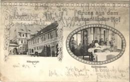 * T2/T3 Brassó, Kronstadt, Brasov; Barcasági VendéglÅ', étterem, BelsÅ'. Samuel Gross... - Postcards