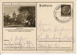 Bk5/ Deutsches Reich Ganzsache Bildpostkarte P 236/ 36-76-1-B2 Gelaufen/ Used - Ganzsachen
