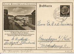 Bk13/ Deutsches Reich Ganzsache Bildpostkarte P 236/ 39-143-1-B1 Gelaufen/ Used - Ganzsachen