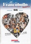 "Italia - Rivista Mensile ""L'Arte Del Francobollo"" N. 66 Febbraio 2017 - Autres"