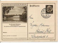 Bk16/ Deutsches Reich Ganzsache Bildpostkarte P 236/ 40-151-1-B1 Gelaufen/ Used - Ganzsachen