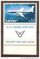 Israel - 1962, Michel/Philex No. : 262,  - MNH - *** - Full Tab - Neufs (avec Tabs)