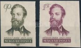 ** 1954 Jókai Mór (II.) Vágott Sor (8.000) - Stamps