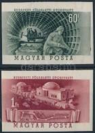 ** 1953 Matró (I.) Vágott Sor (8.000) - Stamps