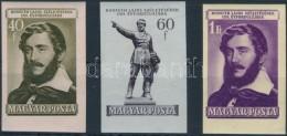 ** 1952 Kossuth Lajos (II.) Vágott Sor (9.000) - Stamps