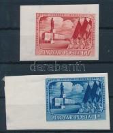 ** 1951 J. V. Sztálin (II.) Vágott Sor (10.000) - Stamps