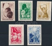 ** 1949 VIT (I.) Vágott Sor (20.000) - Stamps