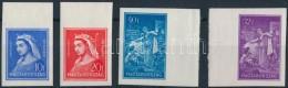 ** 1932 Szent Erzsébet ívszéli Vágott Sor (20.000) - Stamps