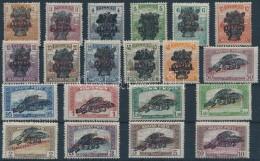 ** 1920 Búzakalász Sor (15.000) - Stamps