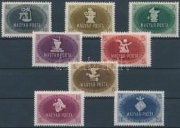 ** 1945 Szakszervezet Sor (10.000) - Stamps