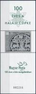 ** 2002 Halasi Csipke Feketenyomat Blokk (12.000) - Stamps