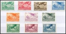** 1936 RepülÅ'  Sor (10.000) (60f Fakó / Pale) - Stamps