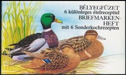 ** 1988-1989 Récék 4 Klf Bélyegfüzet (16.000) - Stamps
