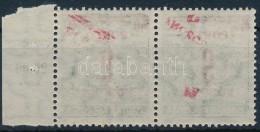 ** 1921 KisegítÅ' Portó 9K/40f ívszéli Pár A Felülnyomat Részleges... - Stamps
