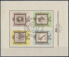 O 1962 Bélyegnap Ajándék Blokk (20.000) - Stamps