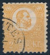 O 1871 KÅ'nyomat 2kr (22.000) - Stamps