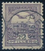 O 1900 Turul 12f 11 1/2 Fogazással Szép, Hibátlan Darab, Garantáltan Eredeti RR!... - Stamps