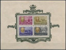 ** 1947 Roosevelt Blokk A Légi értékekkel (25.000) (ráncok, Benyomott Bal FelsÅ' Sarok) - Stamps