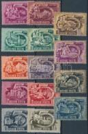 ** 1950 Ötéves Terv (I.) Sor (30.000) - Stamps