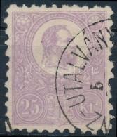 O 1871 KÅ'nyomat 25kr (40.000) - Stamps