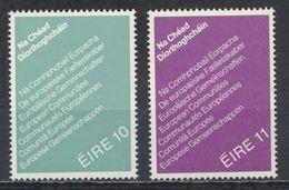 °°° IRLANDA EIRE - Y&T N°396/97 - 1979 MNH °°° - 1949-... Repubblica D'Irlanda