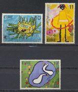 °°° IRLANDA EIRE - Y&T N°404/6 - 1979 MNH °°° - 1949-... Repubblica D'Irlanda