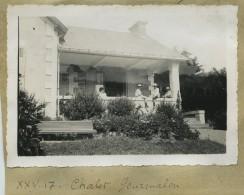 (Loire-Atlantique) 2 Photos : Chalet à Gourmalon + Maison Guihal à Sainte-Pazanne (Avenue De La Gare). Vers 1910. - Lugares