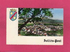 83 VAR, SOLLIES-PONT, Vue Générale, (Combier, CIM) - Sollies Pont