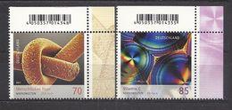 Deutschland / Germany / Allemagne 2017 3322/23 ** Mikrowelten (13.07.17) - Unused Stamps