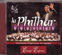 """La Philhar - Orchestre D'harmonie De Nantes """""""" Europ' Express 3 - CD - Sin Clasificación"""