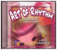 Art Of Rythm Volume 4 [CD] - Sin Clasificación