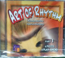 Art Of Rythm Volume 1 [CD] - Non Classificati