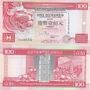 Hong Kong - 100 Dollars 1997 UNC P. 203b Lemberg-Zp - Hong Kong