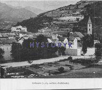 Colmars 11x11cm 1920 ( Bien Lire La Description) Achat Immédiat - Zonder Classificatie