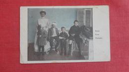 Some Free Patients  Children & Nurse Crease  > Ref 2630 - Red Cross