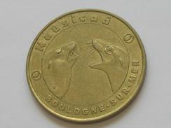 Médaille De La Monnaie De Paris 2000 - Boulogne Sur Mer - NAUSICA  -  **** EN ACHAT IMMEDIAT  **** - Monnaie De Paris