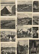 HAMBURG: Vintage 24 View Cards - Andere Verzamelingen