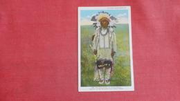 Survivor Of Wounded Knee Indian Battle   Iron Hail /Dewey Beard  Ref 2631 - Indiens De L'Amerique Du Nord