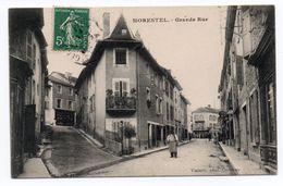 MORESTEL (38) - GRANDE RUE - Francia
