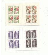 2 Carnets CROIX ROUGE 1975 / 76....Y & T N° 2024 Et 2025 .........à Voir. - Carnets