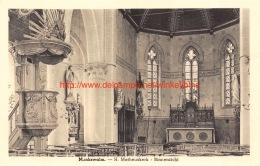 Heilige Matheus Kerk - Munkzwalm - Zwalm