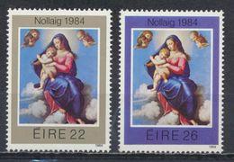 °°° IRLANDA EIRE - Y&T N°553/54 - 1984 MNH °°° - Nuovi