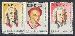 °°° IRLANDA EIRE - Y&T N°568/70 - 1985 MNH °°° - Nuovi