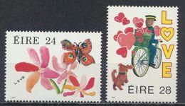 °°° IRLANDA EIRE - Y&T N°616/17 - 1987 MNH °°° - Nuovi