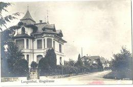 Langenthal - Ringstrasse            1920 - BE Berne