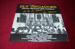 ELS SEGADORS  ° HIMNE NATIONAL DELS CATALANS  / TORNA VENIR  VICENS PER GISELA BELLSOLA - Vinyl Records