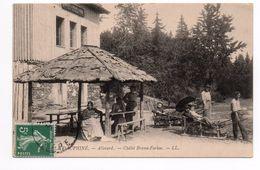 ALLEVARD (38) - LE DAUPHINE - CHALET BRAME-FARINE - Allevard