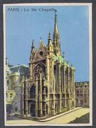 Paris  -  La Ste Chapelle - Sonstige
