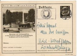 Bk20/ Deutsches Reich Ganzsache Bildpostkarte P 236/ 40-156-1-B8 Gelaufen/ Used - Ganzsachen